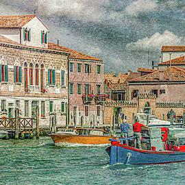 Venice Shines by Marcy Wielfaert