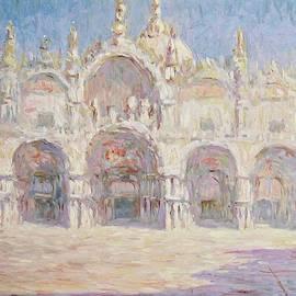 Venice St Marco square by Pierre Dijk