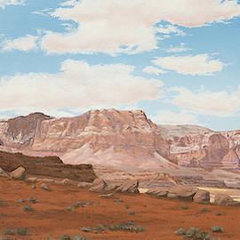Artell Harris - Vermillion Cliffs