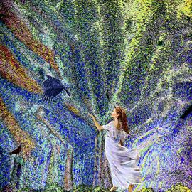 Vernal Equinox - Mystic Night by Michele Avanti