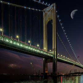 Verrazzano Nights by Chris Lord