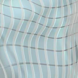 Vertical Waves Over Dark Line by Alberto RuiZ