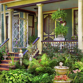 Victorian - Bevidere NJ - A summer's cottage by Mike Savad