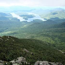 View from Whiteface by Rose Wark