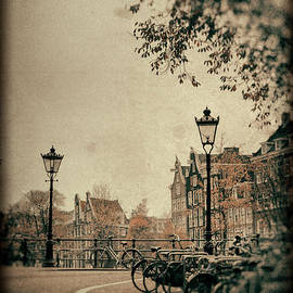View of Amsterdam, Holland by A Cappellari