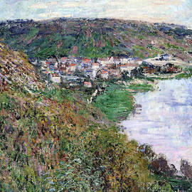 View of Vetheuil - Digital Remastered Edition
