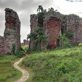 Vila Velha Trail by David Farlow