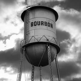 Gregory Ballos - Vintage Bourbon - BW Square Print
