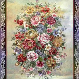 Vintage Floral- nostalgia series by Grace Iradian
