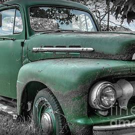 Vintage Ford by Deborah Klubertanz