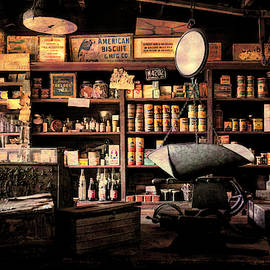 Vintage General Store 2 by Andrea Anderegg