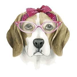 Grace Popp - Vintage Pup I