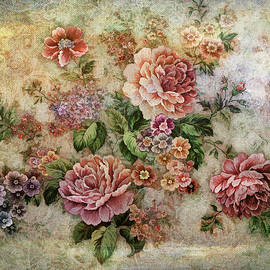 Vintage Roses by Grace Iradian