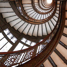 Patty Colabuono - Vintage Staircase