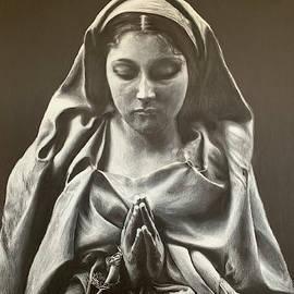 Saint Agnes by Ust Art