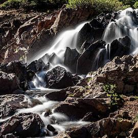 Kelley King - Virginia Lakes Waterfall