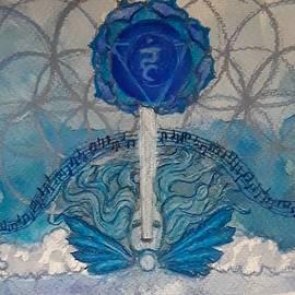 Vishuddha by Jennie Hallbrown