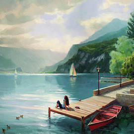 Visions of Switzerland by Steve Henderson
