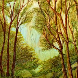 Vrenis landscape by Marcella Chapman