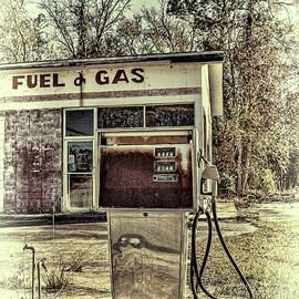 Waiting for Fuel by Lenore Locken