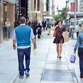Greg Hayhoe - Walking With Purpose NYC
