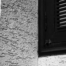 Wall Texture And The Window by Prakash Ghai
