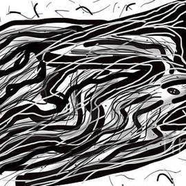 Wandering ghost by Leon Avanesian