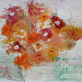 Warm Floral by Kim Nelson