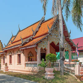 Wat Pa Chai Mongkhon Phra Ubosot Dthla0123 by Gerry Gantt