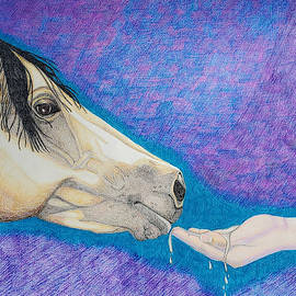 Water for My Friend by Equus Artisan
