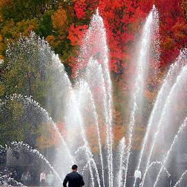 Water Music by Maro Kentros