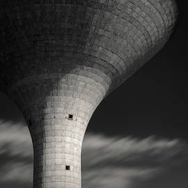 Water Tower by Dave Bowman