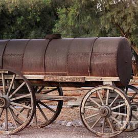 Water wagon by Minnetta Heidbrink