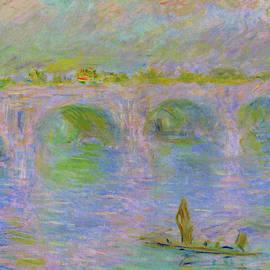 Waterloo Bridge in London - Digital Remastered Edition