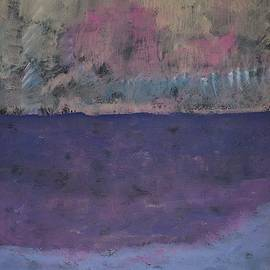 Water's Edge original painting by Sol Luckman