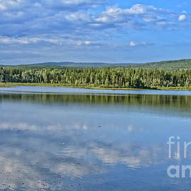 Watson Lake by Robert Bales