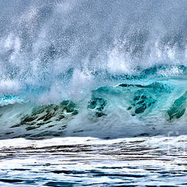 Wave Exuberance by Debra Banks