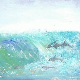 Wave Front by Karen Jane Jones
