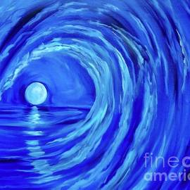 Wave in the Moonlight by Jenny Lee