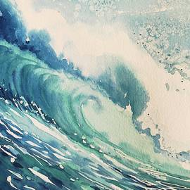 Waves by Luisa Millicent