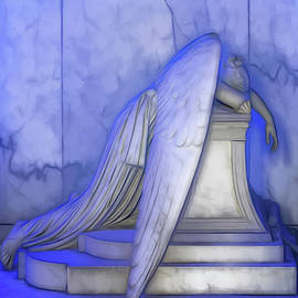 Weeping Angel by Susan Rissi Tregoning