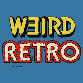 Weird Retro Logo by Udo Linke