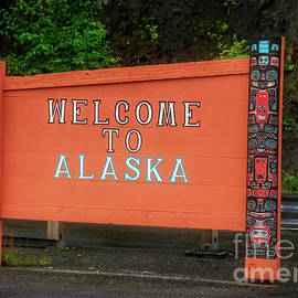 Welcome To Alaska by Robert Bales