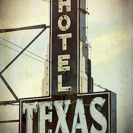 Welcome to the Hotel Texas by Stephen Stookey