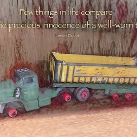 Well-worn Toy by Jack Wilson