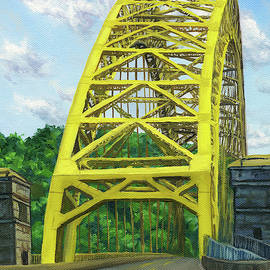 West End Bridge by Steph Moraca