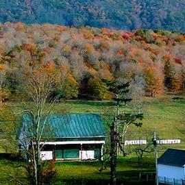 WEST VIRGINIA in Autumn - 4 by Arlane Crump