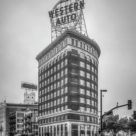 Western Auto B W Lofts Building Kansas City Missouri Architecture Art by Reid Callaway