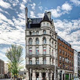 Westmoreland Street Dublin by Weston Westmoreland