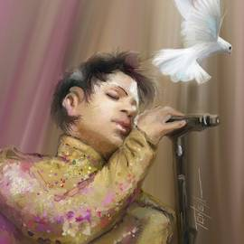 When Doves Cry by Mark Tonelli